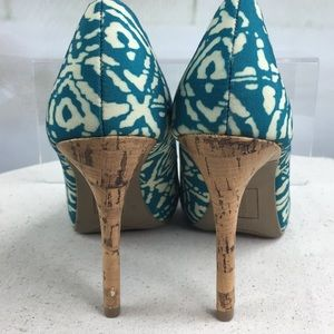 Christian Siriano Shoes - Christian Siriano for Payless Turquoise Pumps